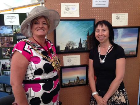 Sheffield Fayre Art winner