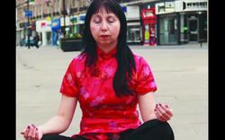 Meditating on the city