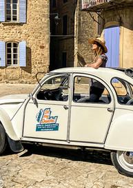 Vacances dans le Luberon