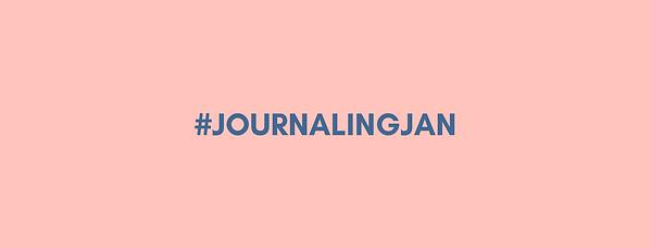 Journaling January Challenge