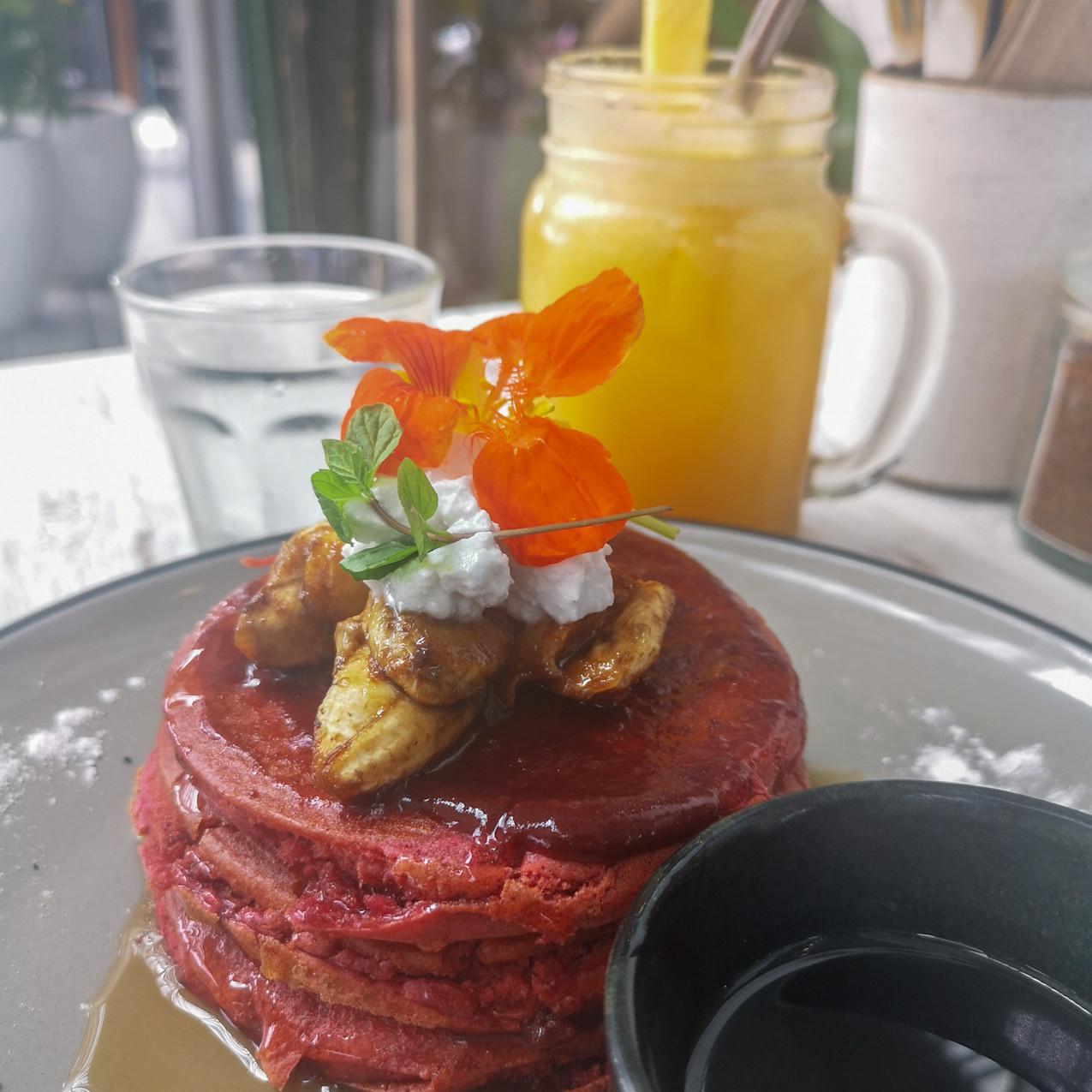Cafe Organic, Canggu Bali