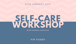 My First Self-Care Workshop