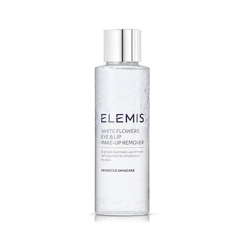 ELEMIS -White Flowers Eye & Lip Make-Up Remover