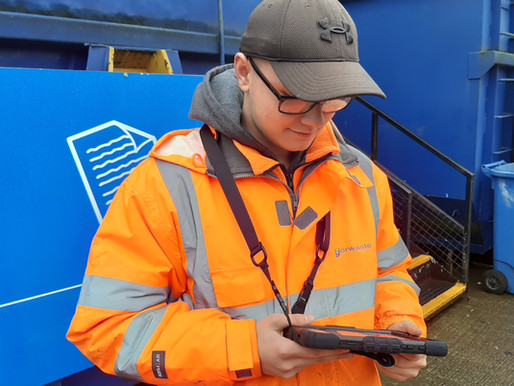 Yorwaste puts PurGo at the heart of their operation