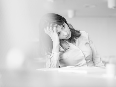 Coping with fear of failure at work