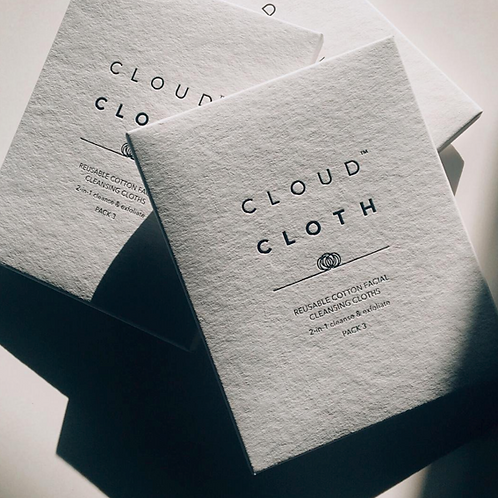 Cloud Cloth - box of 3 cloths