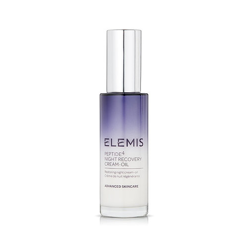 ELEMIS - Peptide⁴ Night Recovery Cream-Oil