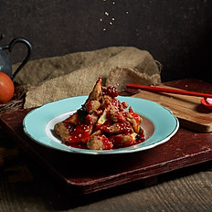 Sweet & Sour Pork  酸甜咕噜肉