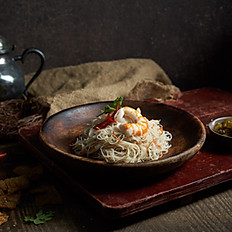 Bee Hoon + 3 dishes (Large)
