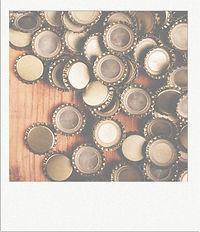 Beer Caps Opened