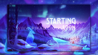 Winter Night_Animation_Preview_Screen On