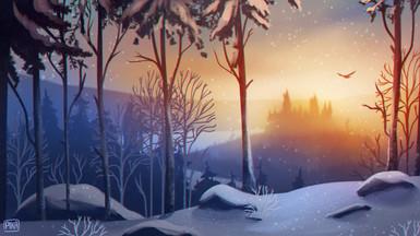 Hogwarts at Winter.jpg