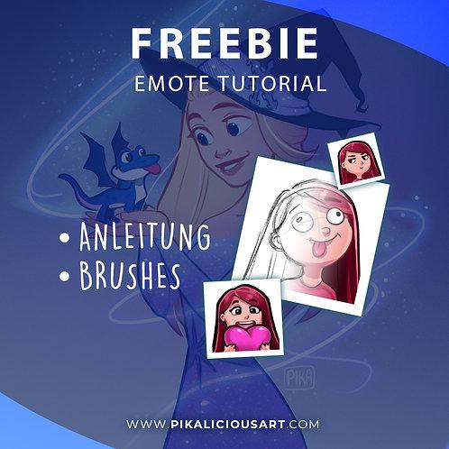 Freebie - Emote Tutorial