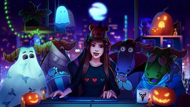 Saftiges Gnu_Start Screen_Final_Hallowee