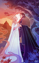 Dany and Jon Snow_Final_Saturated_small.