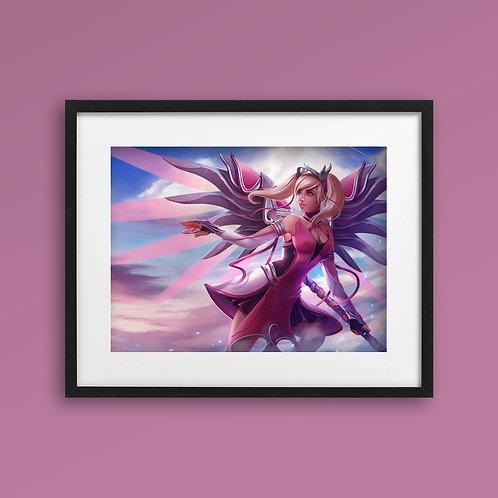 Print - Mercy