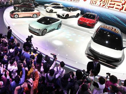 「上海国際モーターショー」