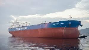 中国沿海部の原油貯蔵タンクはほぼ満杯