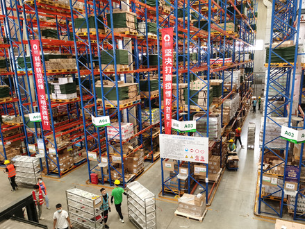 中国越境EC貿易、上半期は26%増     新型コロナで需要拡大                   【中国海関(税関)発表】