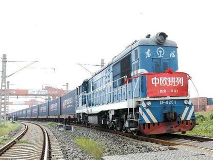 国際定期貨物列車「中欧班列」の勢いが止まらない。