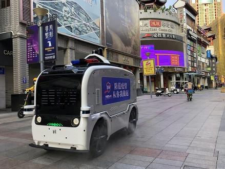 中国・無人小売り関連企業は1万6000社、産業ロボット関連企業は5万6000社
