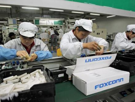 台湾勢が独占した「iPhone」の⽣産、来年から中国企業が参⼊