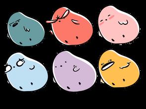 Borb Emoticons