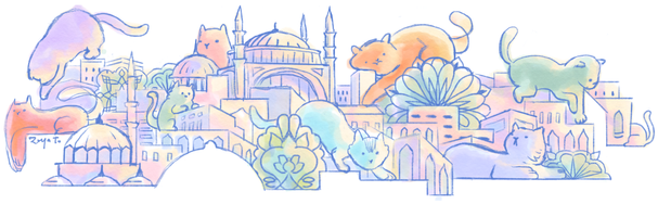 """Istanbul, the Cat-pital of the World"""