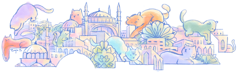 """""""Istanbul, the Cat-pital of the World"""""""