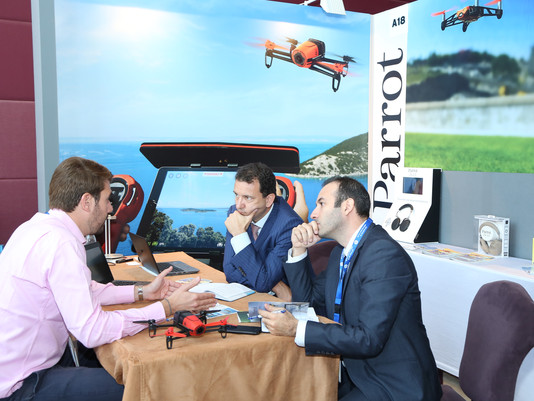 Wearables, drones, audio & smart home allocated more exhibition space at DISTREE EMEA 2016