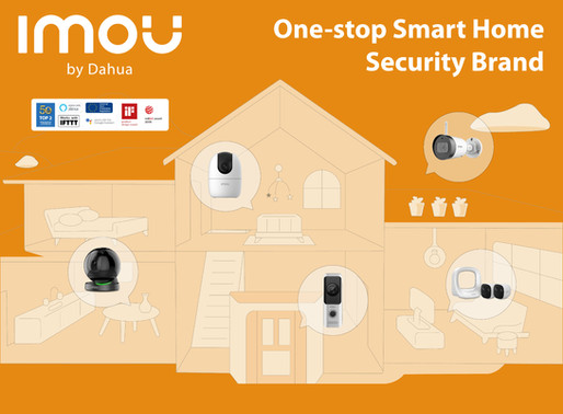 Smart IoT brand Imou to exhibit at DISTREE 2020