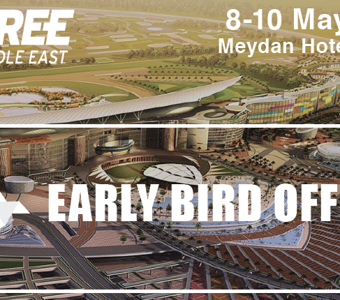 Exhibitor early bird offer announced for DISTREE Middle East 2017
