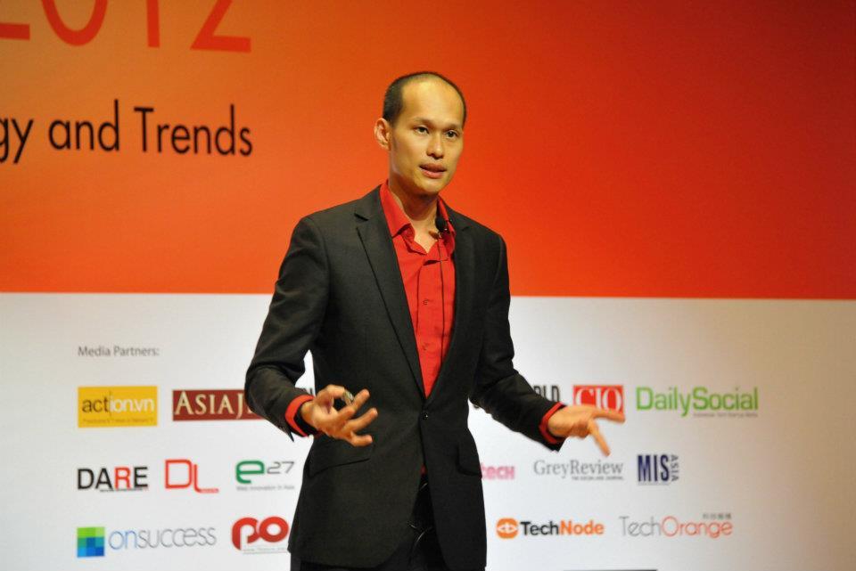 Donny Soh, CEO & Co-Founder, QLIPP