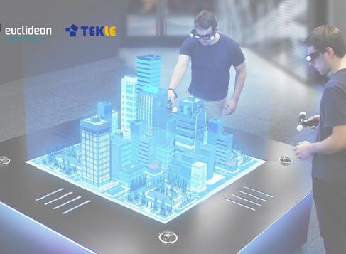 Euclideon Holographics pens European distribution partnership with Tekle B.V.