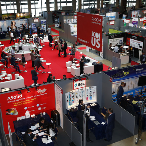 A highly successful DISTREE EMEA 2015 draws to a close