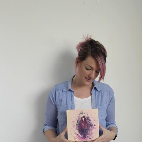Abstract vulva, 2019