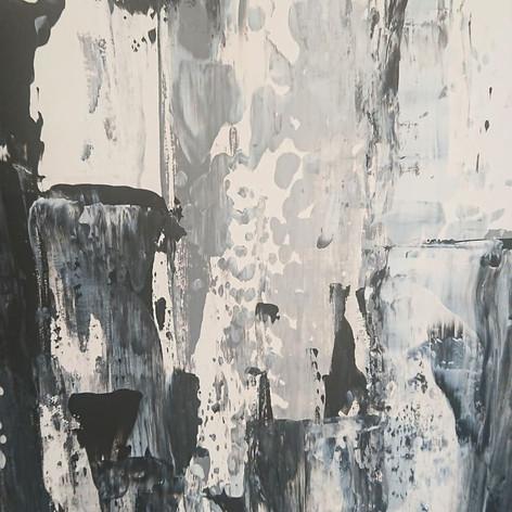 City scape detail, 2018