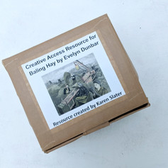 The box created to store the resource, 2020