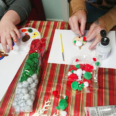 Festive crafts, 2018