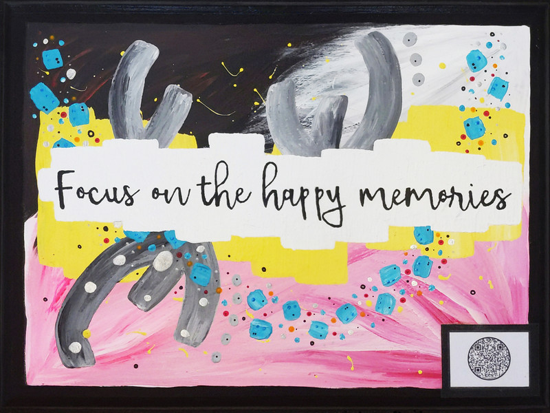 Focus on the happy memories, 2021