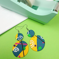 Saved By The Bell inspired earrings, 2019