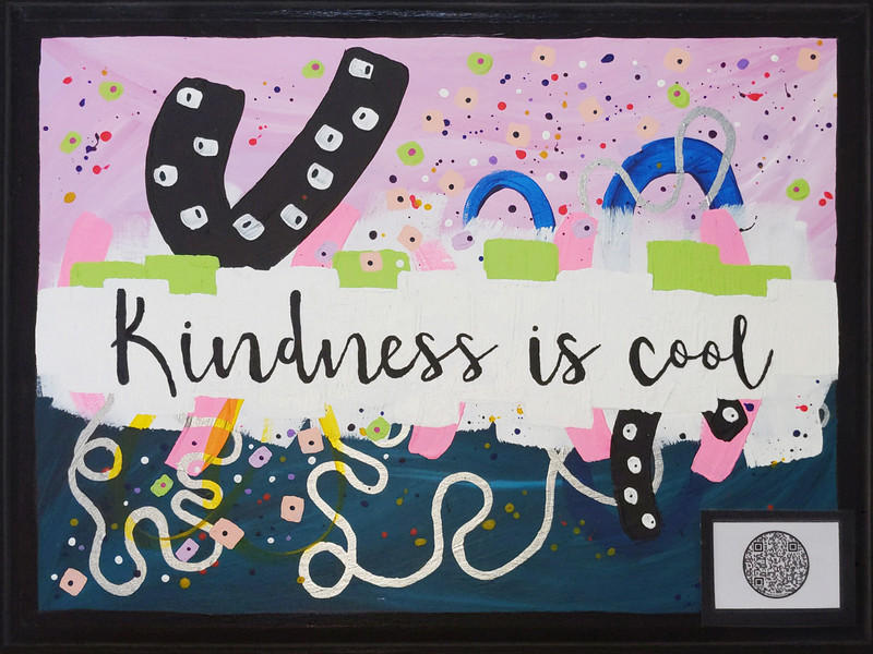 Kindness is cool, 2021