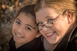 sarah and bella