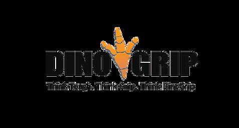 dino grip logo png .png