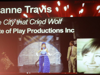 NYIT Award Nomination - The City That Cried Wolf, Jeanne Travis