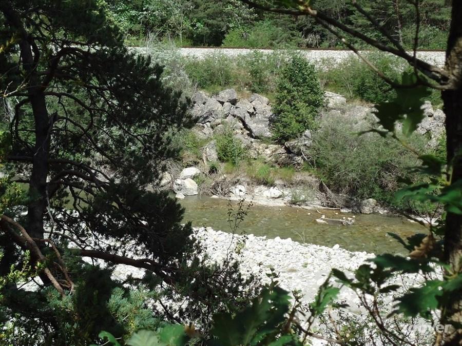 riviere vu d'en haut