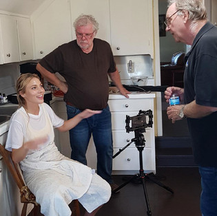 EVE with Director and DOP
