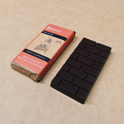 Guatemala 73% Dark Chocolate Mini Bar