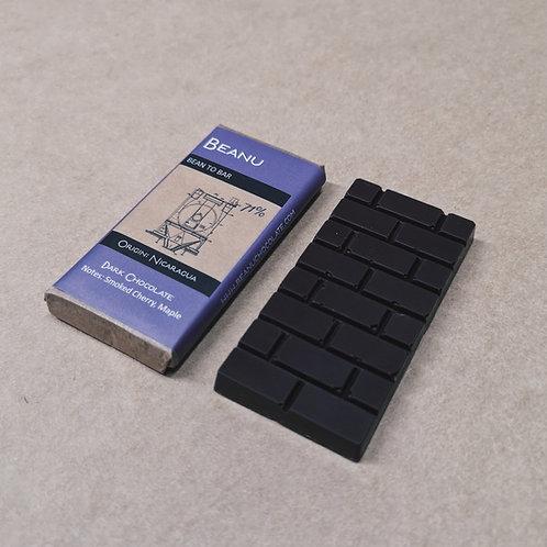 Nicaragua 71% Dark Chocolate Mini Bar