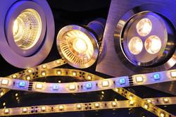 We love LEDS